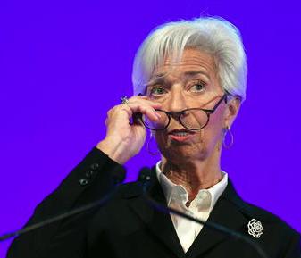 Lagarde: 'Con Covid enorme trasformazione, più disuguaglianza'
