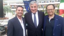 Una delegazione di Confael ha avuto l'onore e il piacere di incontrare il Presidente del Parlame