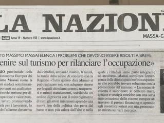 CONF.A.E.L. - Massimo Massai: intervenire sul turismo per rilanciare l'occupazione