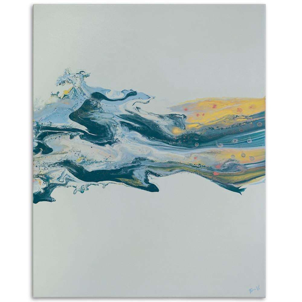 Painting: El Turia no. 2