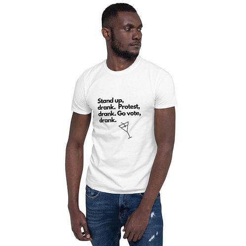 Protest Drank Short-Sleeve Unisex T-Shirt