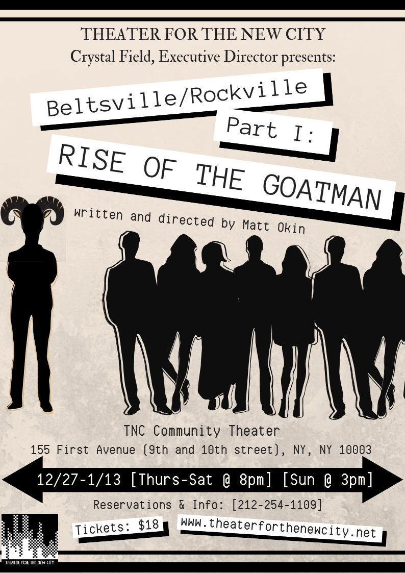 Rise of the Goatman