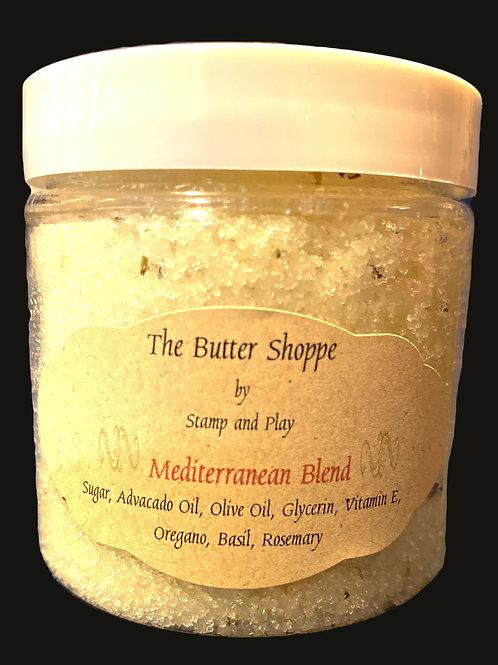 Mediterranean Blend Sugar Scrub