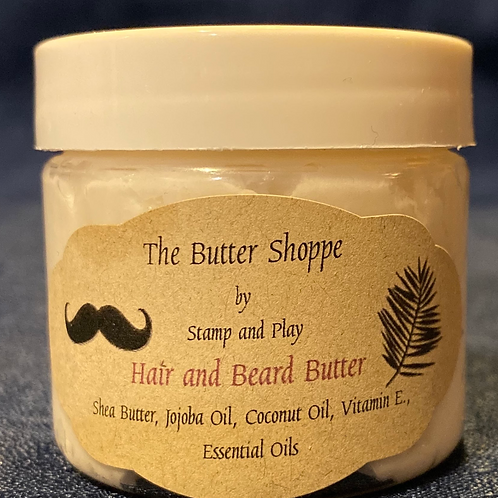 Hair and Beard Butter