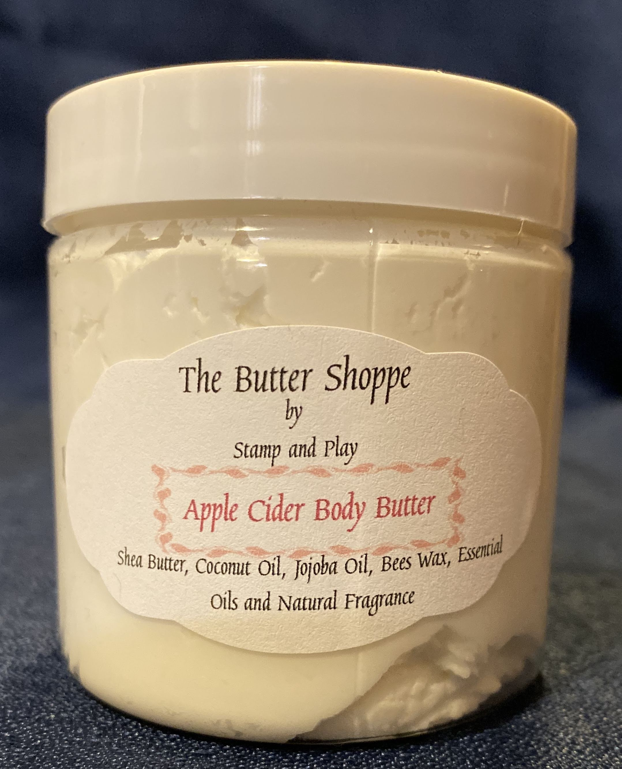 Apple Cider Butter