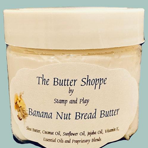 Banana Nut Bread Butter