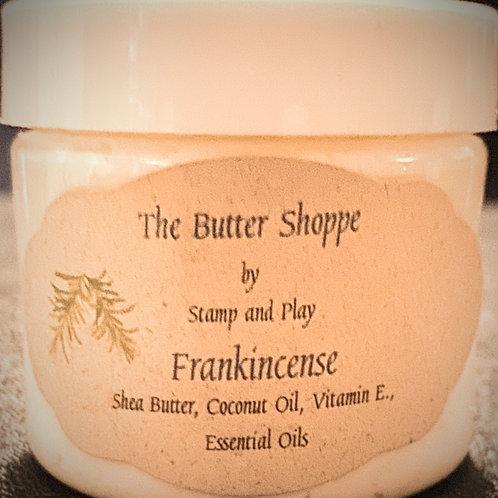 Frankincense Butter