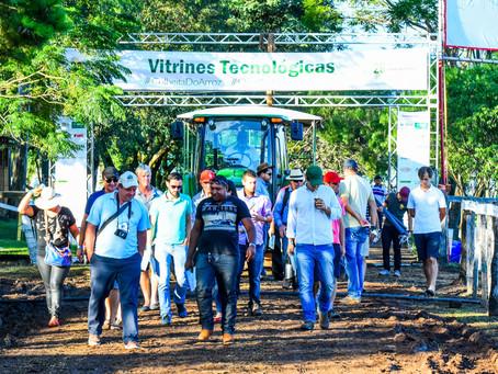 Abertura da Colheita espera receber 50 delegações de arrozeiros