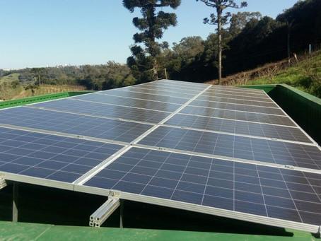 Solar Inove apresenta vantagens do sistema fotovoltaico na Tecnovitis