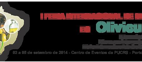 Feira em Porto Alegre vai reunir especialistas internacionais em olivicultura