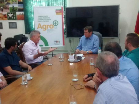 Pequenas indústrias lácteas buscam apoio para reverter PL 214