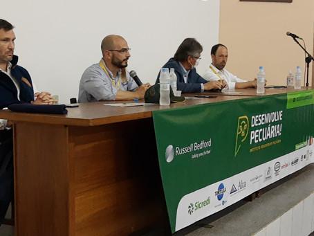 Painel na Expointer debate a importância da informação na gestão da pecuária de corte