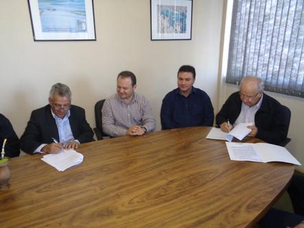 Coopatrigo fecha parceria com a CESA São Luiz Gonzaga