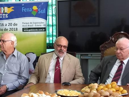 Expoleite/Fenasul é lançada com expectativa de superar o ano passado