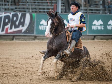 Freio de Ouro consagra bicampeonato de cavalo uruguaio e título de fêmea inédita