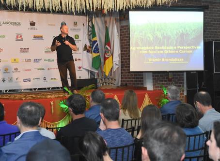 Mercado mundial sinaliza oportunidade de exportação para o arroz brasileiro