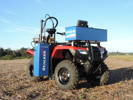 Falker mostra no Show Rural linha completa para agricultura de precisão