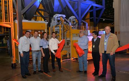 Cotrijal inaugura nova Unidade de Tratamento Industrial de Sementes