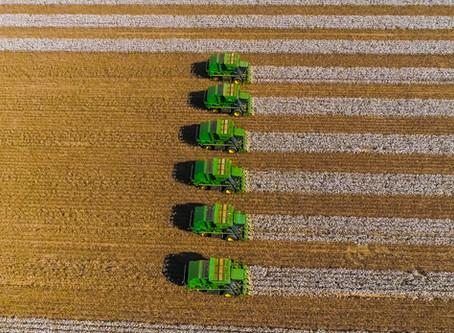 SLC Agrícola investe em tecnologia para gerenciar fases de produção