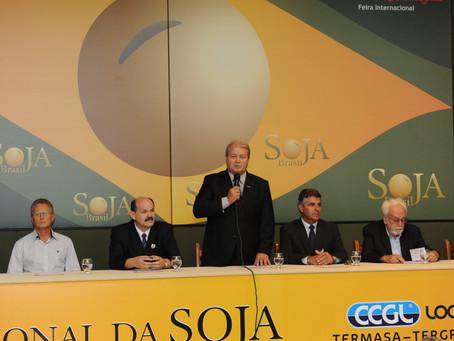 Soja tem cenário positivo para a colheita no Rio Grande do Sul