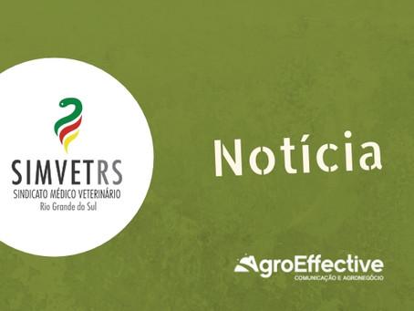 Simvet/RS emite nota buscando valorização da categoria no governo