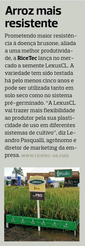 Cliente: RiceTec