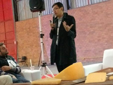 Especialistas internacionais em queijos ministram workshop na PMES Lácteas