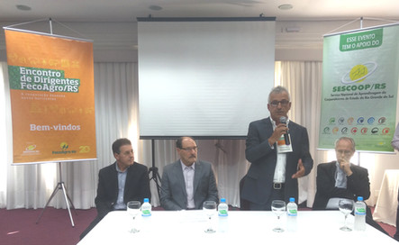 Cooperativas agropecuárias se reúnem para debater rumos do sistema