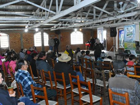 Programação rural leva desenvolvimento para comunidades locais