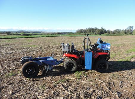 Falker apresenta linha para agricultura de precisão durante a Agrishow