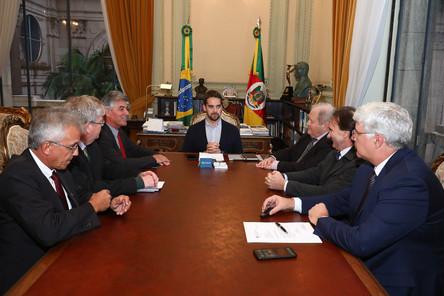 CCGL recebe autorização para investimento de R$ 500 milhões em unidade portuária