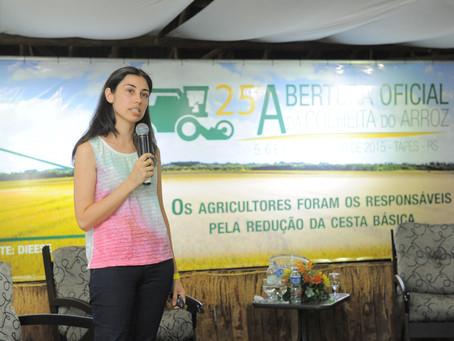 Rio Grande do Sul tem potencial para produção de etanol a partir do arroz