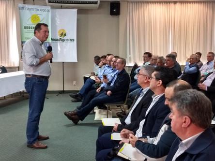 Câmbio será determinante para formação do preço da soja brasileira
