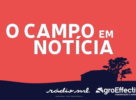 Programa O Campo em Notícia estreia rede de rádios