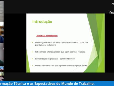 Mercado de trabalho para o técnico agrícola busca profissionais com formação em várias habilidades