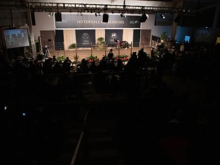 Santa Angélica e Maufer reúnem grande público e compradores internacionais