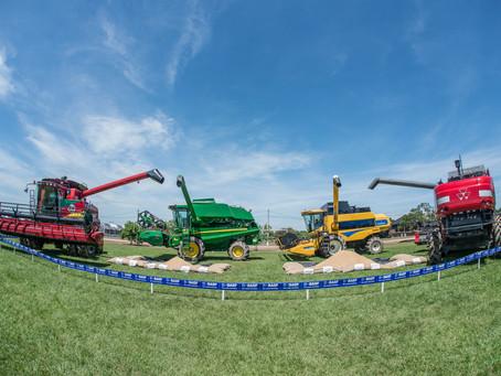 Empresas de máquinas agrícolas reforçam importância do setor arrozeiro