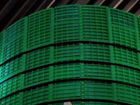 Nova tecnologia no controle de armazenagem tem destaque na Expointer