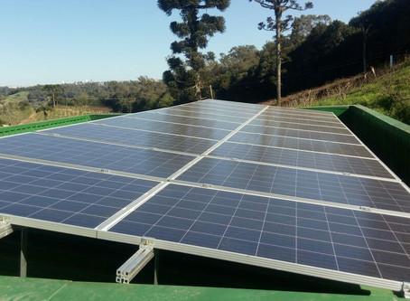 Redes de lojas agropecuárias investem no mercado de energia solar