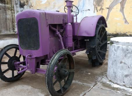 Exposição resgata história da produção de arroz em Alegrete