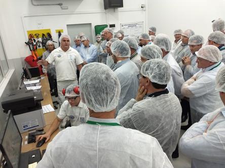 Cooperativas agropecuárias gaúchas iniciam roteiro técnico pelo Paraná