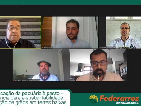 Integração Lavoura-Pecuária apresenta resultados na intensificação dos sistemas de produção