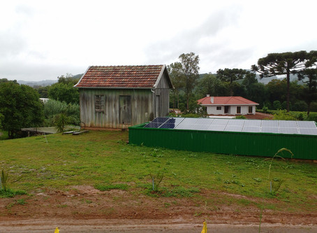 Energia limpa ganha espaço na Serra gaúcha