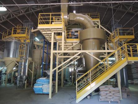 Modernização da fábrica de rações da Coopermil está na fase final