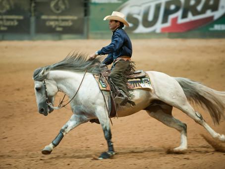 SJ Rodopio está pronto para os Jogos Equestres Mundiais
