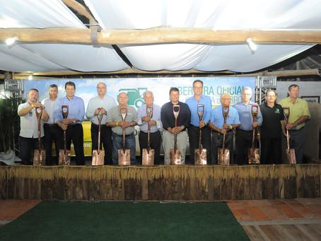 Homenageados recebem distinção do setor arrozeiro gaúcho