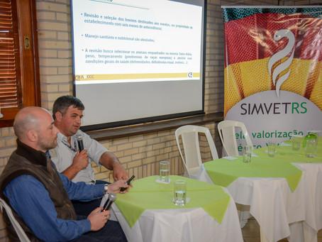 Simvet/RS vai debater Lei do leite e combate ao Mormo durante a Expointer