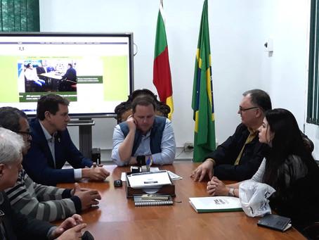 Agptea propõe parceria para revitalização das escolas agrícolas