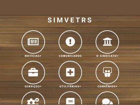 Simvet/RS lança aplicativo para facilitar serviços aos médicos veterinários