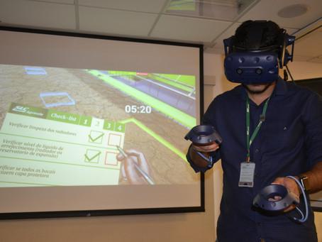 SLC Agrícola implementa realidade virtual em treinamentos
